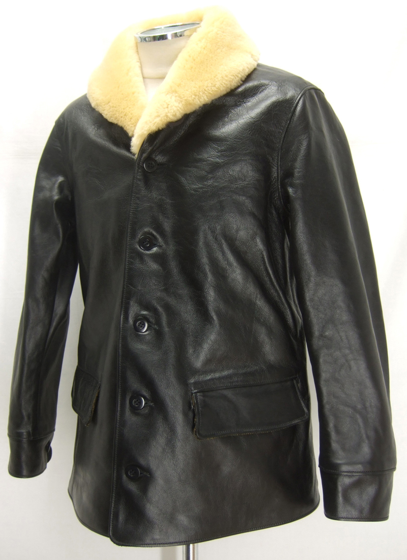 NEAL CASSADY RAILROAD by freewheelers 【TRACKWALKER COAT トラックウォーカーコート <RUDE BLACK>】