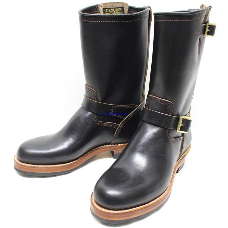 ウエストライド エンジニアブーツ 【ビッグチーフブーツ <ブラック>】 WEST RIDE  Engineer Boots 【BIG CHIEF BOOTS <BLK>】