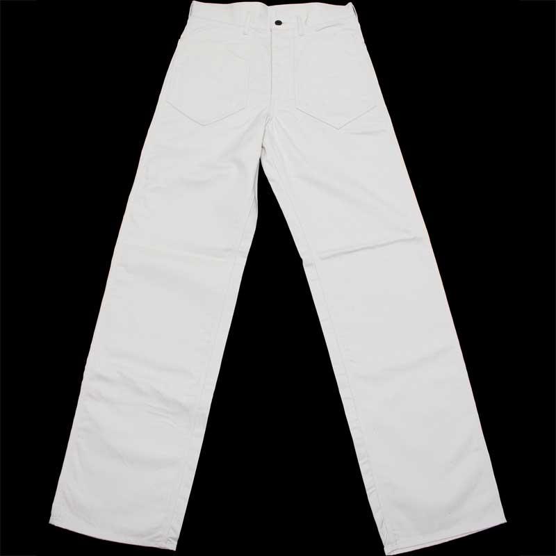ダッパーズ 【Lot 1410 クラシカル・ダブルポケット・ワークパンツ <オフホワイト>】 DAPPER'S 【Classical Double Pocket Work Pants Lot 1410 <OFF-WHITE>】