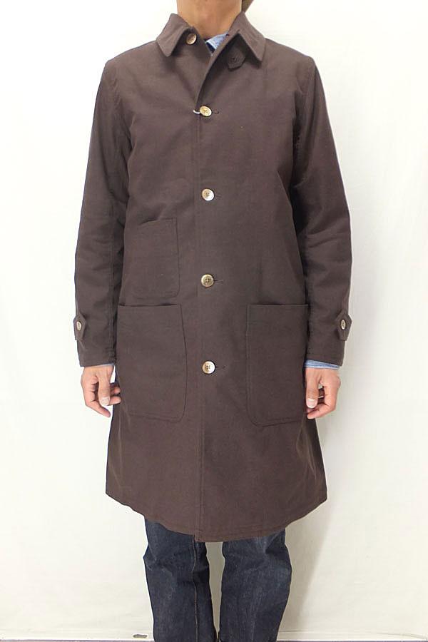 アジャスタブルコスチューム AJ-021 【ダスターコート <ブラウン コットンリネン>】 ADJUSTABLE COSTUME AJ-031 【Duster Coat <BROWN : cotton linen>】