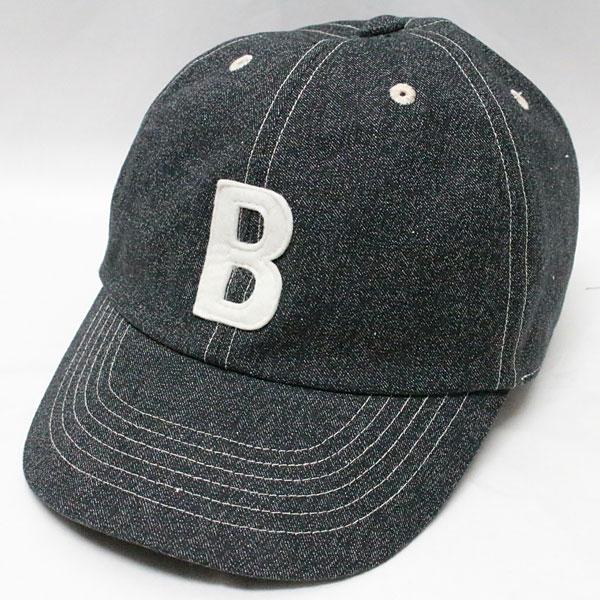"""スピアーズ : ベースボールタイプ スポーツキャップ 【SS-003 """"B"""" <コバート ブラック>】 SPEIER'S : BASEBALL TYPE SPORTS CAP 【SS-002 """"B"""" <COVERT BLACK>】"""