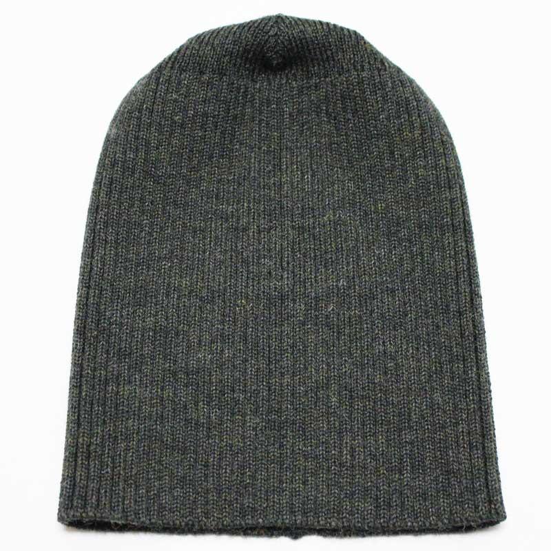 フリーホイーラーズ 【ワッチキャップ <グレインドオリーブ> シェットランドウール100%】 FREEWHEELERS 【WATCH CAP <GRAINED OLIVE> Shetland Wool 100%】